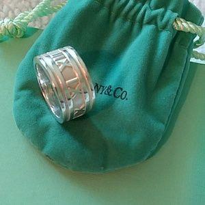Tiffany & Co. Jewelry - Tiffany & Co. 1995 Atlas Band